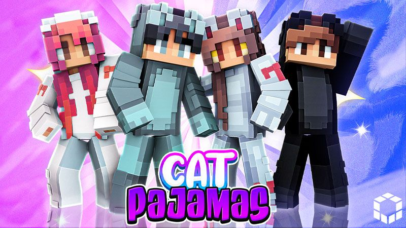 Cat Pajamas on the Minecraft Marketplace by UnderBlocks Studios