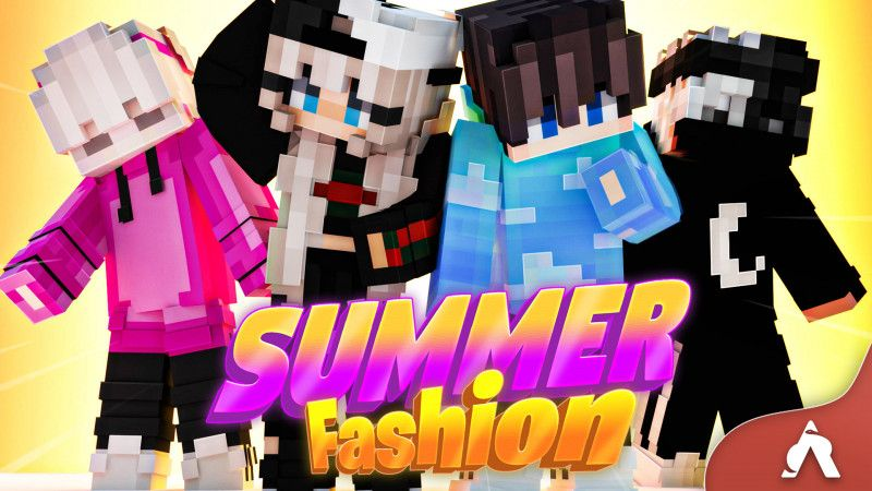 Summer Fashion on the Minecraft Marketplace by Atheris Games