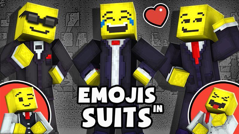 Emojis in Suits