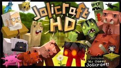 Jolicraft HD on the Minecraft Marketplace by Jolicraft