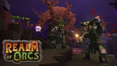 Realm of Orcs on the Minecraft Marketplace by Impulse