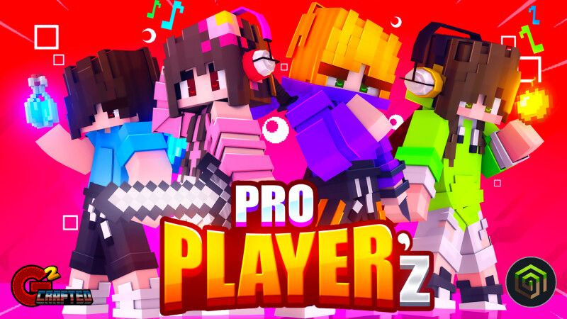 Pro Playerz on the Minecraft Marketplace by G2Crafted