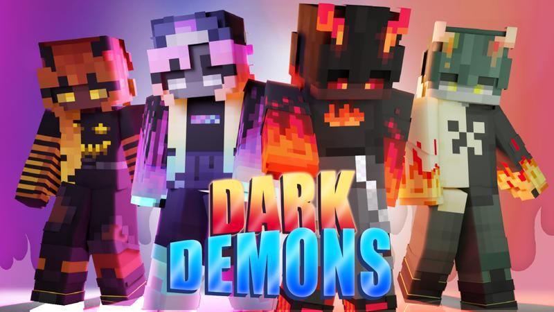Dark Demons on the Minecraft Marketplace by 4KS Studios