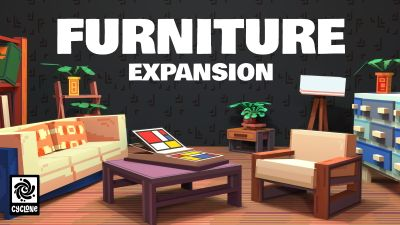 Furniture Expansion on the Minecraft Marketplace by Cyclone