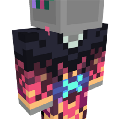 Kimono Outfit on the Minecraft Marketplace by Builders Horizon