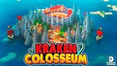 Kraken Colosseum on the Minecraft Marketplace by Diluvian