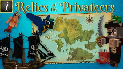 Relics of the Privateers on the Minecraft Marketplace by Imagiverse
