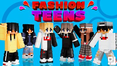 Fashion Teens on the Minecraft Marketplace by inPixel