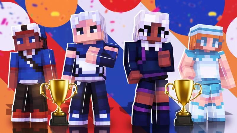 Teen Champions on the Minecraft Marketplace by Podcrash
