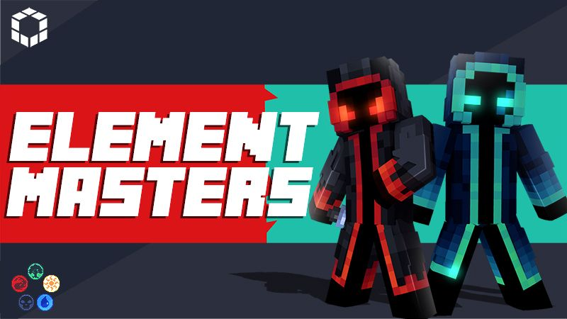 Element Masters on the Minecraft Marketplace by UnderBlocks Studios
