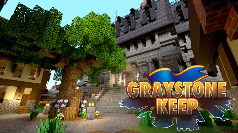 Graystone Keep on the Minecraft Marketplace by BTWN Creations