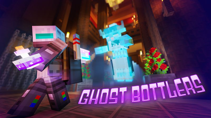 Ghost Bottlers on the Minecraft Marketplace by Gamemode One