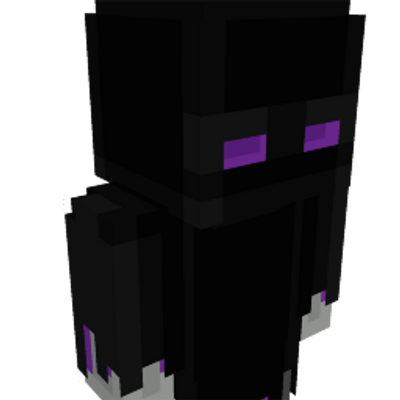 Enderman Soul on the Minecraft Marketplace by Geeky Pixels