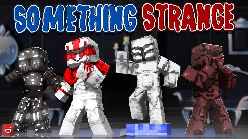 Something Strange on the Minecraft Marketplace by Giggle Block Studios