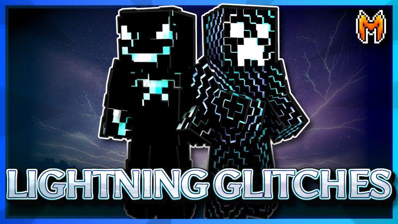 Lightning Glitches on the Minecraft Marketplace by Metallurgy Blockworks