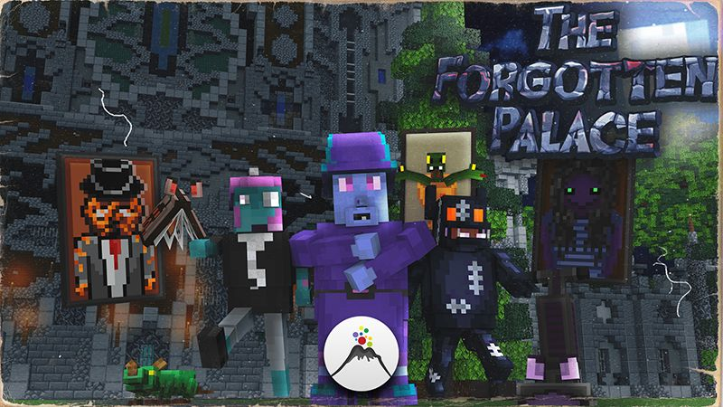 The Forgotten Palace on the Minecraft Marketplace by Volcano