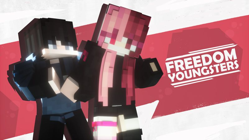 Freedom Youngsters on the Minecraft Marketplace by Owls Cubed