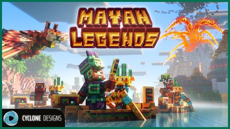 Mayan Legends Mash-Up