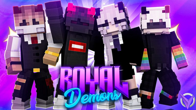 Royal Demons on the Minecraft Marketplace by Team Visionary