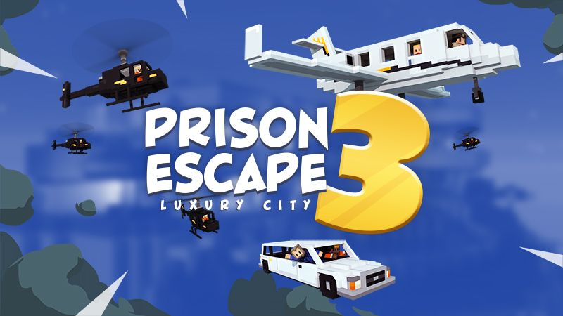 Prison Escape 3  Luxury City on the Minecraft Marketplace by InPvP