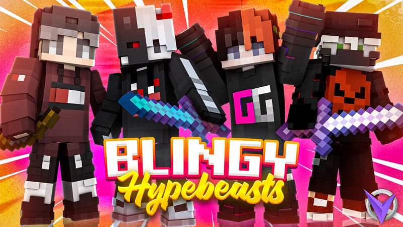 Blingy Hypebeasts on the Minecraft Marketplace by Team Visionary