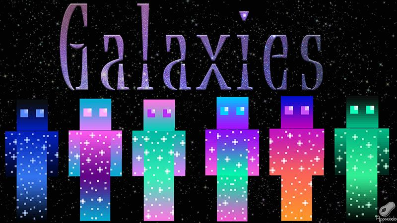 Galaxies on the Minecraft Marketplace by Appacado