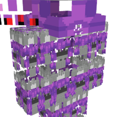 Vampire Bat Onesie on the Minecraft Marketplace by Spectral Studios