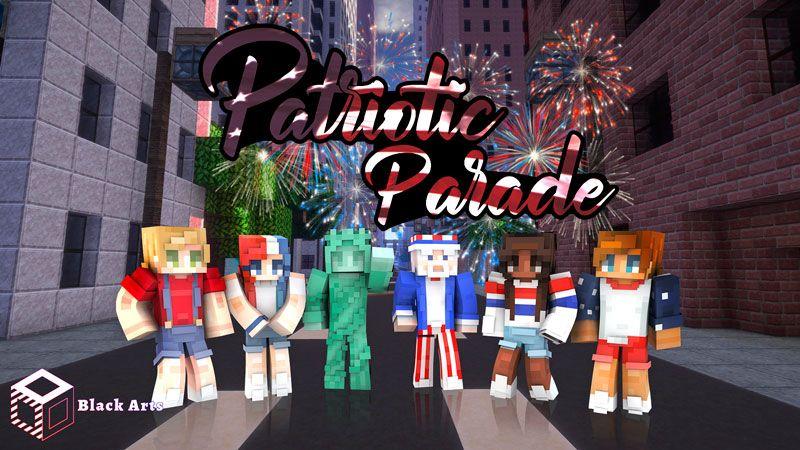 Patriotic Parade on the Minecraft Marketplace by Black Arts Studio