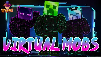 Virtual Mobs on the Minecraft Marketplace by Magefall