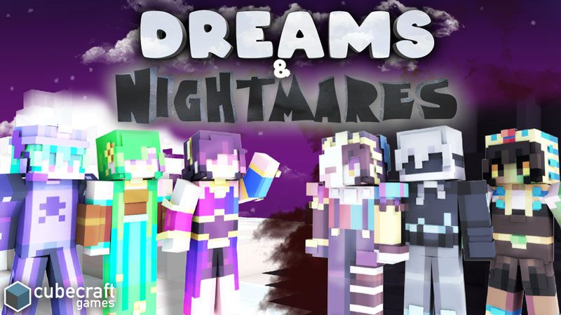Dreams  Nightmares on the Minecraft Marketplace by CubeCraft Games