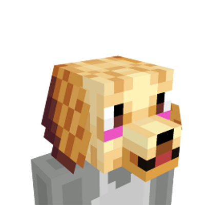 Anime Dog Head on the Minecraft Marketplace by Mazario Studios