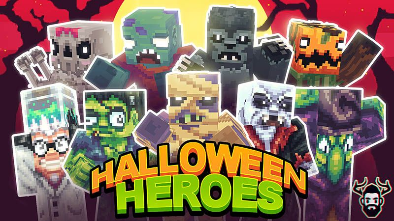 Halloween Heroes HD on the Minecraft Marketplace by Mike Gaboury