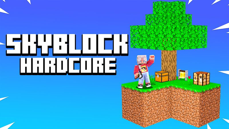 Skyblock Hardcore on the Minecraft Marketplace by ChewMingo