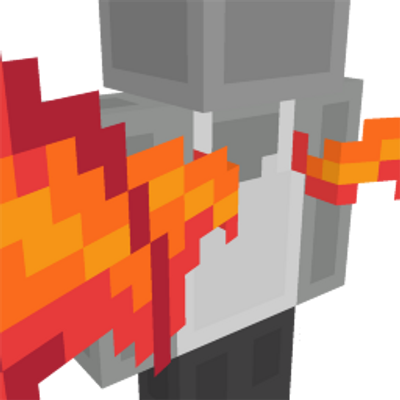 Super Dragon Wings on the Minecraft Marketplace by Builders Horizon