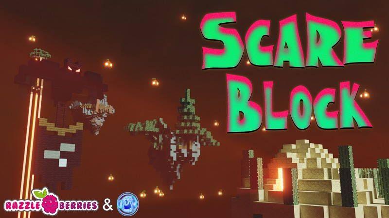 Scareblock on the Minecraft Marketplace by Razzleberries