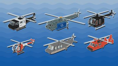 Better Helicopters on the Minecraft Marketplace by 57Digital