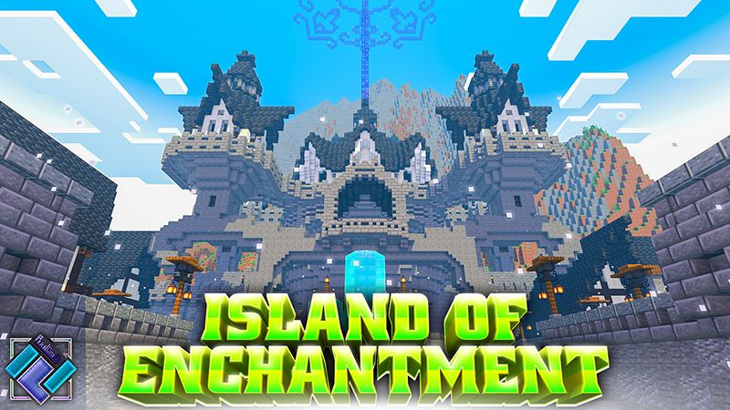 Island of Enchantment on the Minecraft Marketplace by PixelOneUp