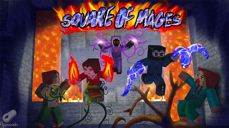Square of Mages on the Minecraft Marketplace by Appacado