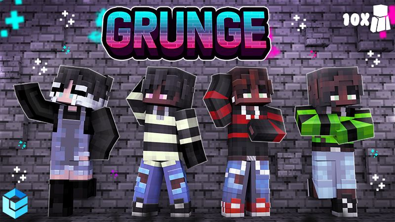 Grunge on the Minecraft Marketplace by Entity Builds