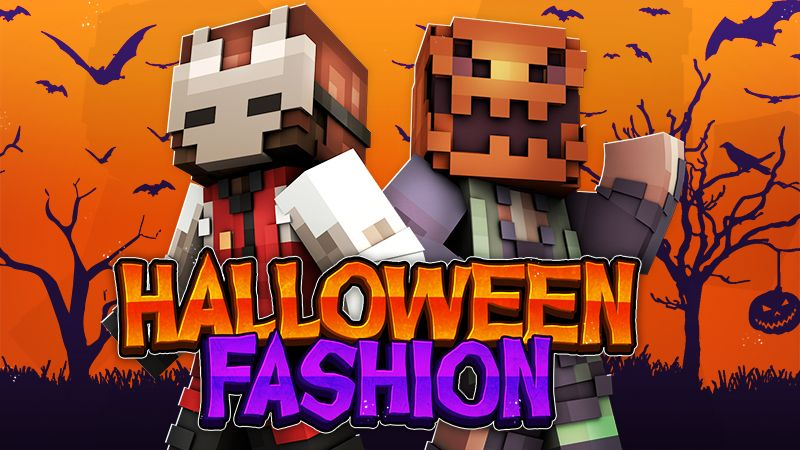 Halloween Fashion on the Minecraft Marketplace by Monster Egg Studios