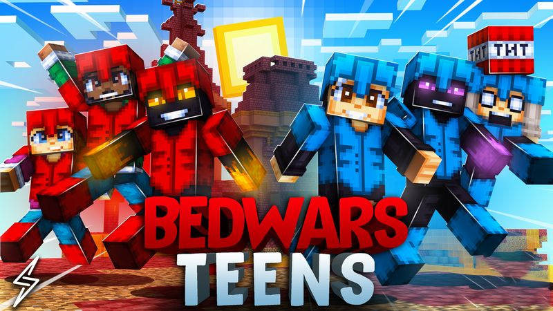 Bed Wars Teens on the Minecraft Marketplace by Senior Studios