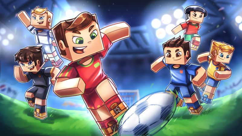 Soccer Championship on the Minecraft Marketplace by DogHouse