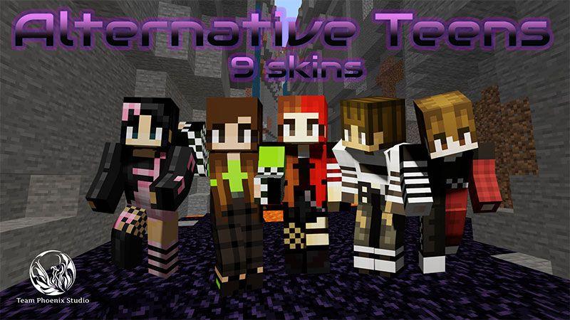 Alternative Teens on the Minecraft Marketplace by Team Phoenix Studio