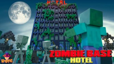 Zombie Base Hotel on the Minecraft Marketplace by Magefall