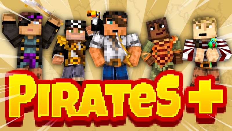 Pirates on the Minecraft Marketplace by Norvale
