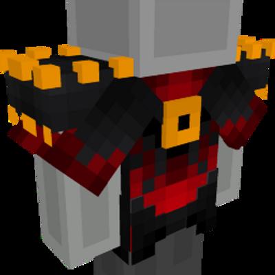 Demon Armor on the Minecraft Marketplace by Diveblocks
