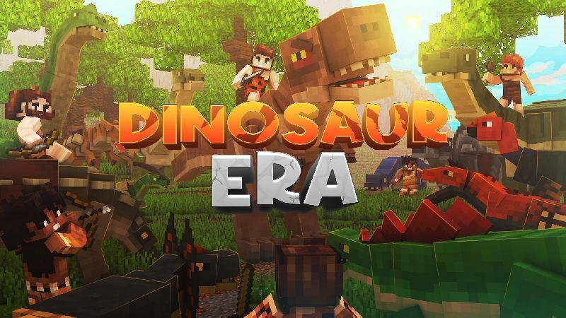 Dinosaur Era on the Minecraft Marketplace by Kubo Studios