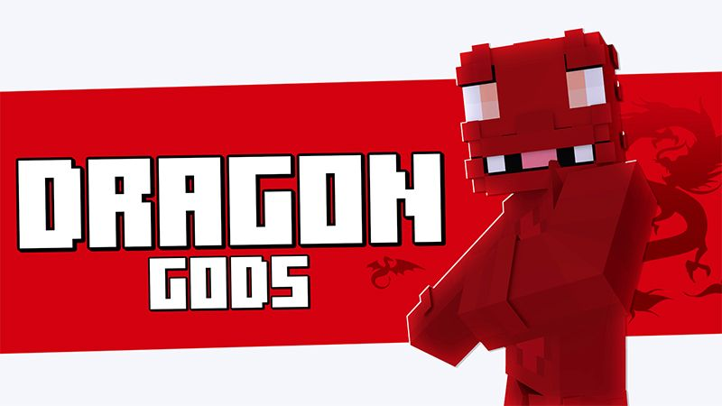 DRAGON GODS on the Minecraft Marketplace by Pickaxe Studios
