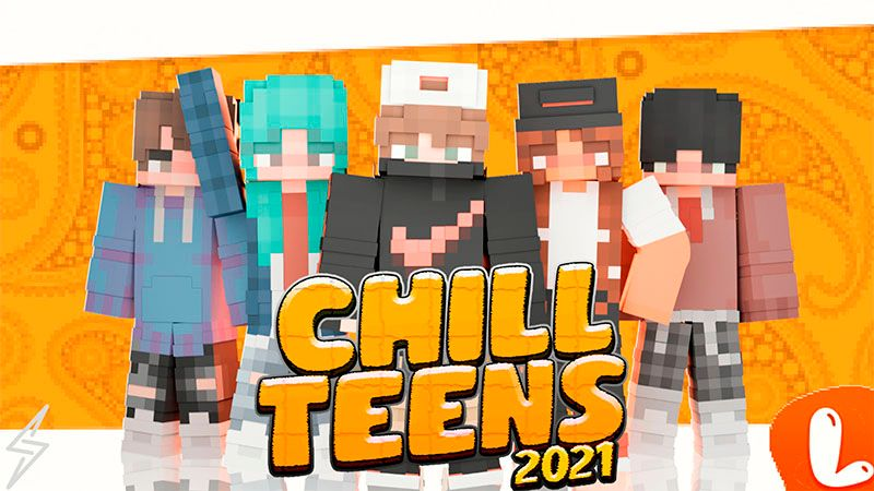 Chill Teens 2021 on the Minecraft Marketplace by Senior Studios