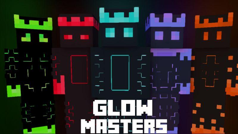 Glow Masters on the Minecraft Marketplace by Pixelationz Studios